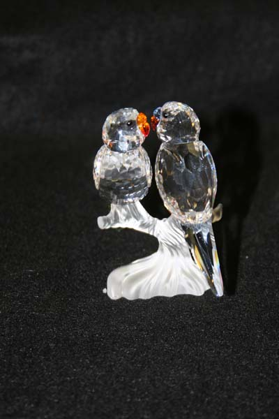 Crystal Repair Glue Swarovski Crystal Birds