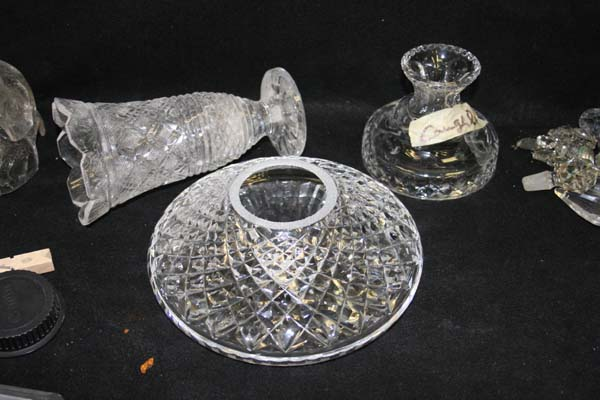 Waterford Crystal Lamp Repair