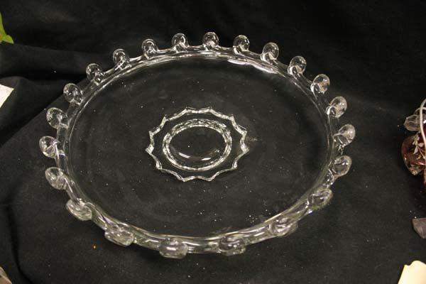 Antique Heisey Glass Repair