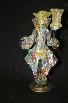 Venitian Glass Figurine