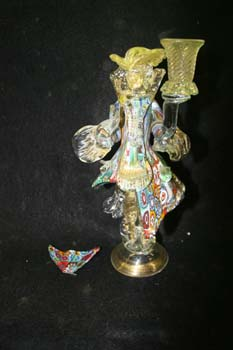 Glass Figurine repair