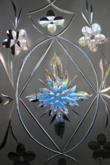 cut glass design