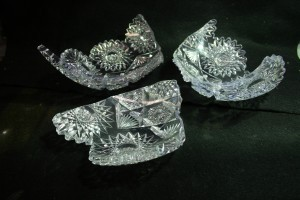 broken glass bowl