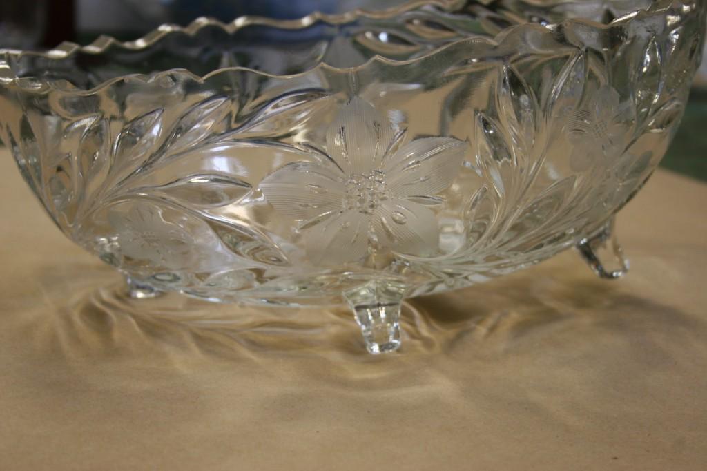 Lead Crystal Repair Bruening Gl Works